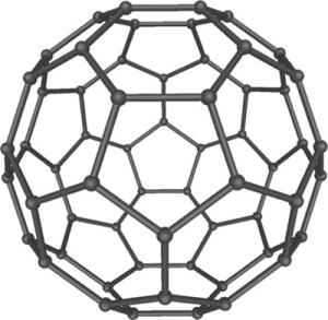 Gambar Struktur fullerene