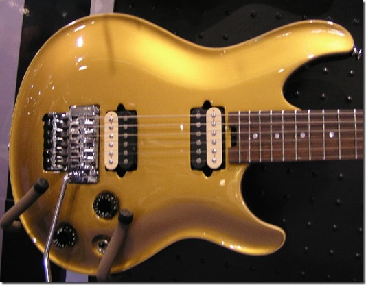 NAMM - HP Gold top