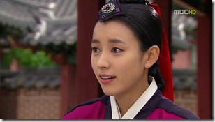 Dong Yi Episode 22 - 1