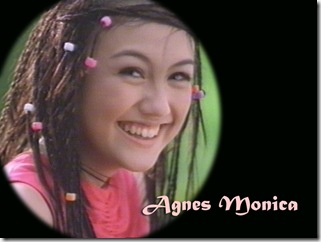 Agnes Monica Sweet masih kecil (13)