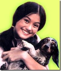 Agnes Monica Sweet masih kecil (1)