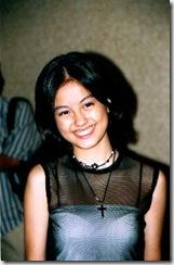 Agnes Monica Sweet masih kecil (2)