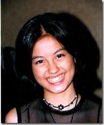 Agnes Monica Sweet masih kecil (3)