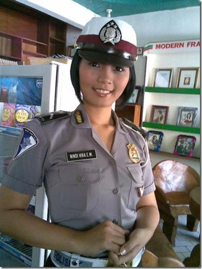 CANTIKNYA POLWAN INDONESIA (4)