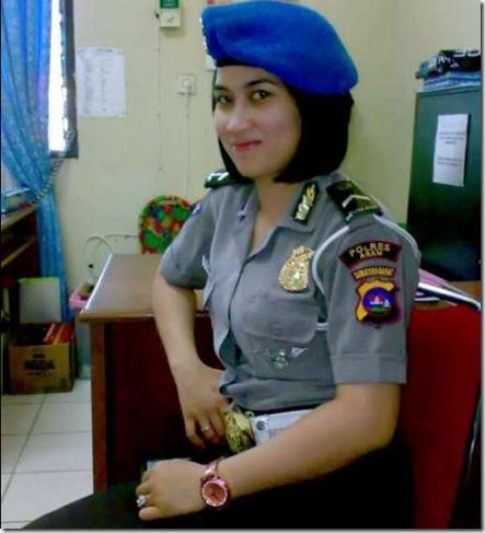 CANTIKNYA POLWAN INDONESIA (6)