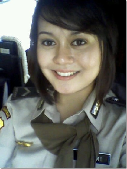CANTIKNYA POLWAN INDONESIA (8)