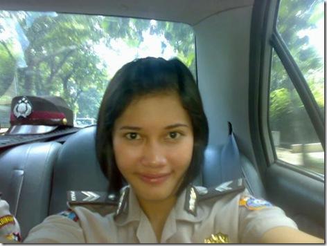 CANTIKNYA POLWAN INDONESIA
