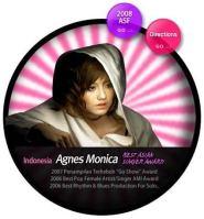 Agnes Monica Sweet (399)
