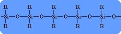 struktur silikone