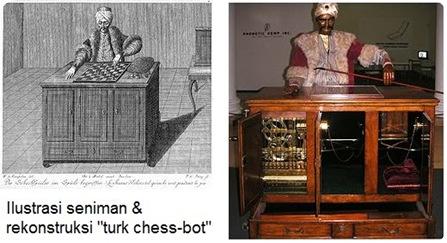 Turk, Robot Pecatur