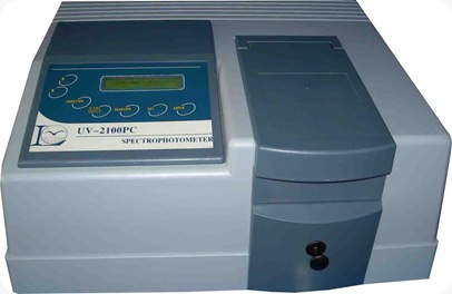 UV-VIS-Spektrofotometer