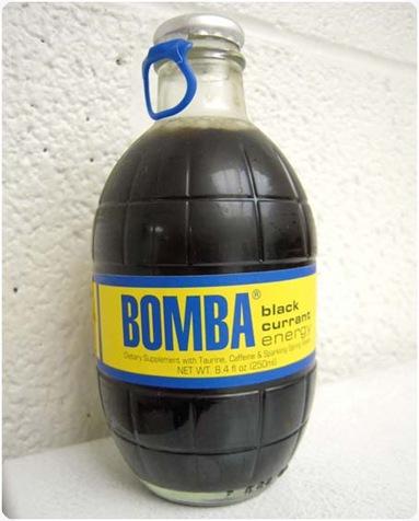 Botol Minuman granat