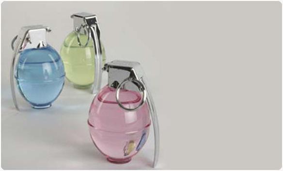 Botol Parfum - Parfum granat