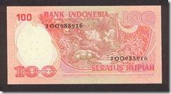 IndonesiaP116-100Rupiah-1977-donatedth_b
