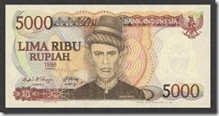 IndonesiaP125-5000Rupiah-1986-donatedth_f