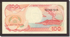 IndonesiaP127a-100Rupiah-1992-donatedth_b