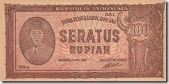 IndonesiaP29-100Rupiah-1947-donatedag_f