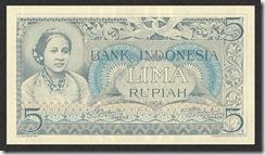 IndonesiaP42-5Rupiah-1952-donatedth_f