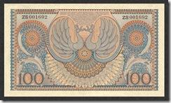 IndonesiaP46-100Rupiah-1952-donatedth_b