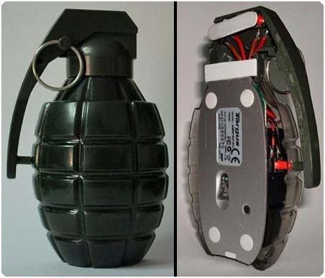 mouse granat